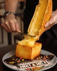 Раклетный нож Chef (TTM)