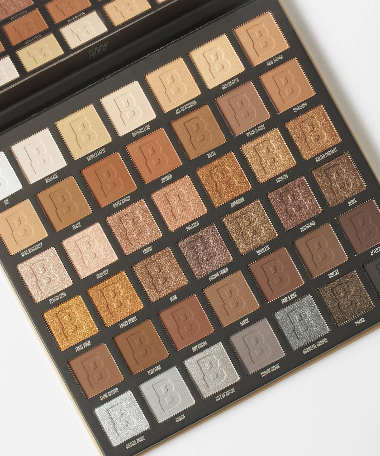 BEAUTY BAY EYN Nude 42 Colour Palette