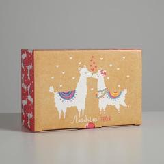 Коробка сборная «Любовь», 22 × 15 × 10 см, 1 шт.