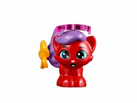 LEGO Disney Princess: Королевские питомцы: Жемчужинка 41069 — Treasure's Day at the Pool — Лего Принцессы Диснея