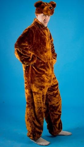 Карнавальный костюм Медведь 2