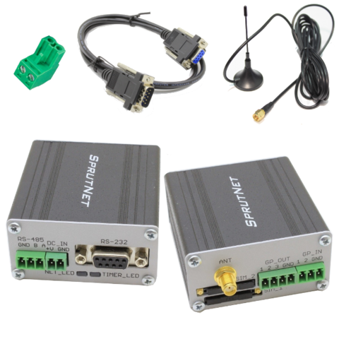Bitcord GL868 RS232/RS485 KIT