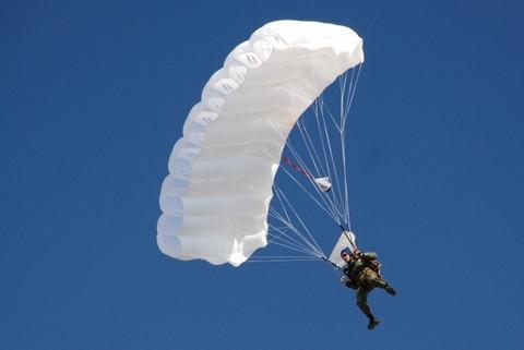 Запасной парашют Space-2