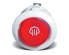 Фото: Кнопка круглая на корпусе Silter