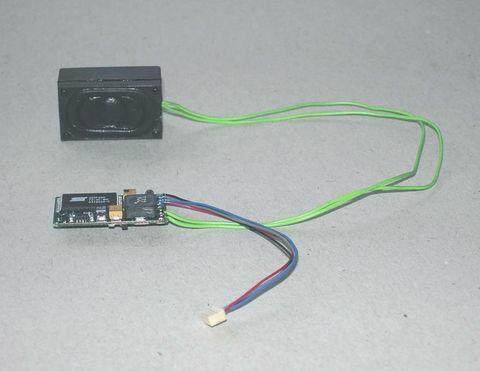 Piko 56321 Звуковой набор с декодером VT612 - Use w/Decoder 56121, 1:87