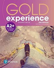 Gold Experience 2ed A2+ SB