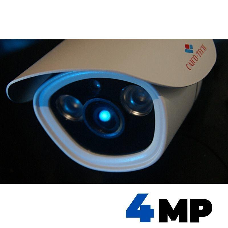 4 Мп IP камера наблюдения описание цена