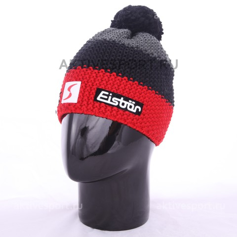 Картинка шапка Eisbar star pompon sp 341 - 1