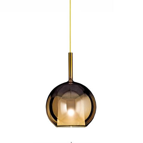 Подвесной светильник копия GLO by Penta (золотой, D13)