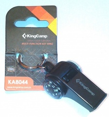 Свисток-компас Kingcamp 3 Function Whistle - 2