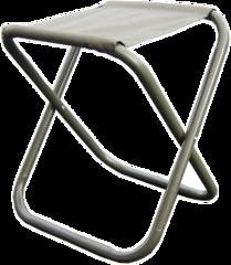 Табурет складной средний Митек без спинки