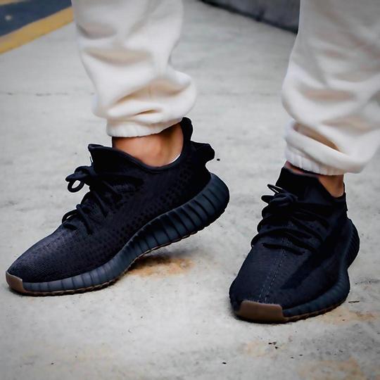 Adidas Yeezy Boost 350 V2 Black/Brown