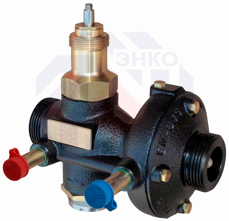 Клапан регулирующий комбинированный IMI KTM 512 DN 15/20 HF