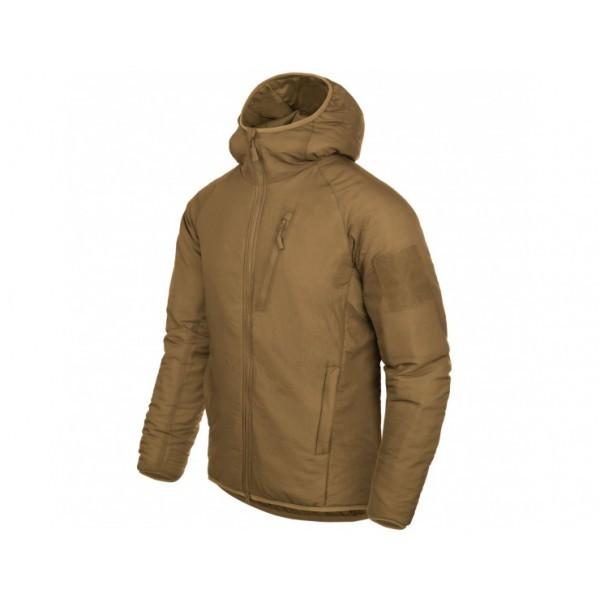 Куртка Helikon WOLFHOUND Hoodie Jacket - Climashiekl Apex 67  - Coyote