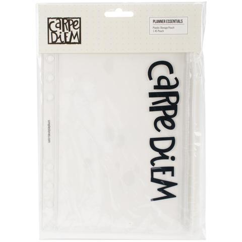 Пластиковый конверт для планера -A5  на ZIP застежке