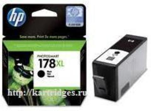 Картридж Hewlett-Packard (HP) CB321HE №178XL