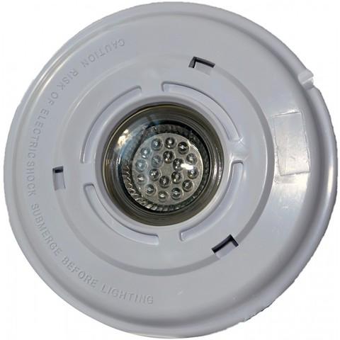 Подводный светильник встраиваемый PA01810N, LED, ABS-пластик, RGB 1,5Вт универсальный POOLKING