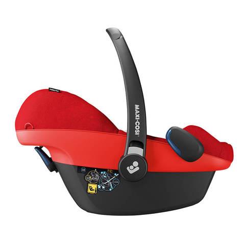 Автокресло Maxi-Cosi Pebble Plus Nomad Red