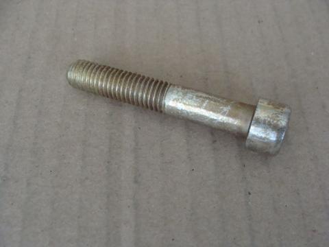 Болт М10* 60 ( мех.натяж. ремня дв.ЗМЗ 40904) под шестигр.