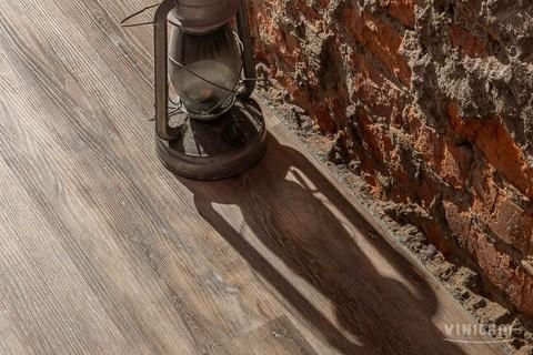 Клеевая виниловая плитка ПВХ Vinilam Dry Back 8861 Дуб Норден (Rich)