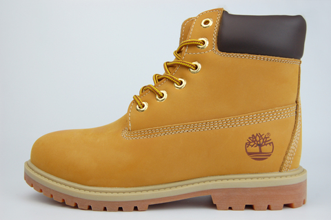 ботинки Timberland Wmns Fur Yellow