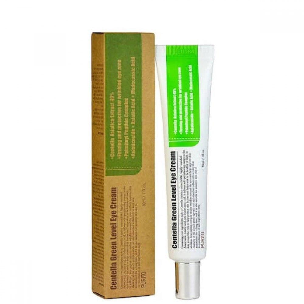 Хиты продаж Крем для век с пептидами и центеллой PURITO Centella Green Level Eye Cream 30 мл 117969543660bca1b709fc9_original.jpg