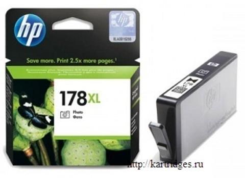 Картридж Hewlett-Packard (HP) CB322HE №178XL