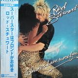 Rod Stewart / Blondes Have More Fun (LP)