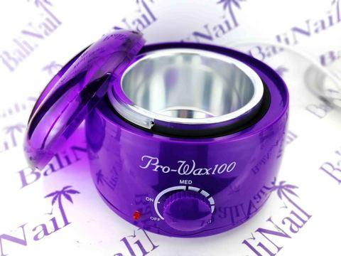 Воскоплав Pro-Wax 100 (нагрев 360 гр), фиолетовый