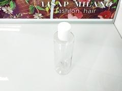 Бутылочка ПЭТ с флип-топ колпачком 200мл