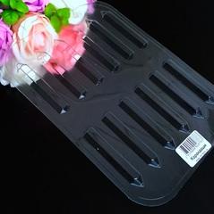 Пластиковая форма для шоколада ср. КАРАНДАШИ 12 штук (65х10мм)