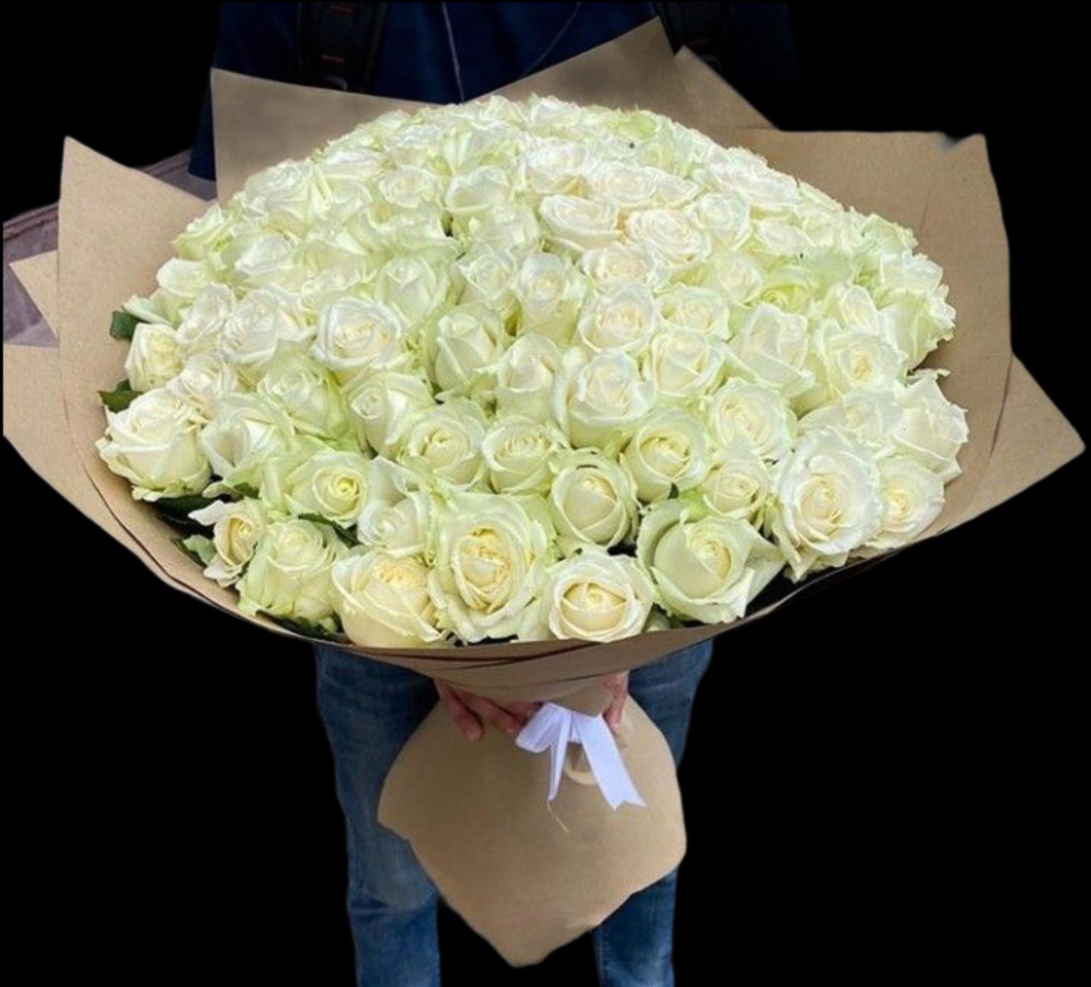 Букет 101 роза (Б-5)
