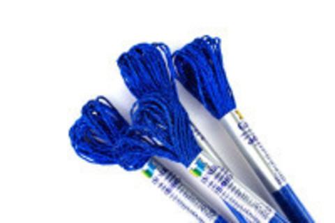 Металлизированные нитки для вышивания мулине