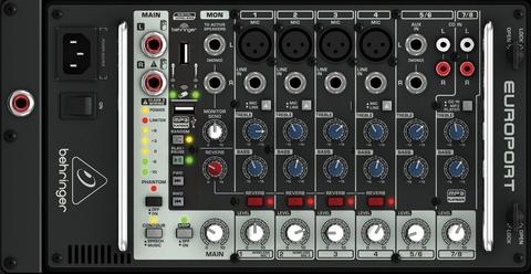 Звукоусилительные комплекты Behringer EPS500MP3