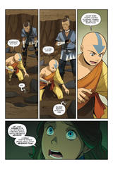 Аватар: Легенда об Аанге. Книга 3. Раскол (мягкая обложка)
