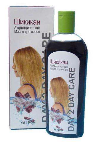 Масло Шикакаи для волос, 200мл D2D