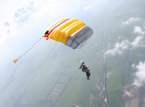 Основной парашют Skipper