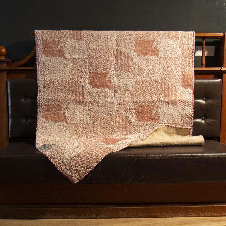 Одеяло из шерсти верблюжат