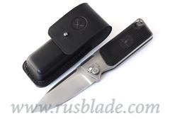 Custom Urakov TT33 440C Folding knife