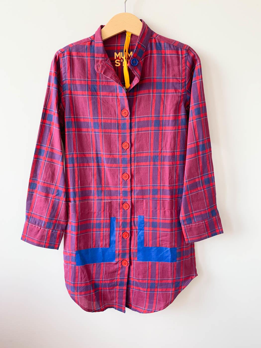 Платье Mum of six