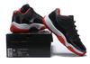 Air Jordan 11 Low Retro 'Bred'