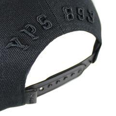 Кепка черная Yakuza Premium 3081