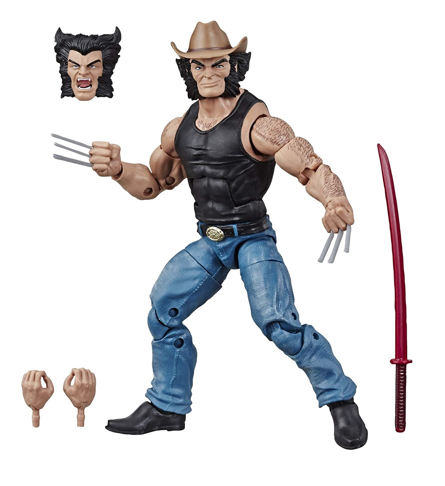 Фигурка Росомаха (Wolverine) Marvel Legends 15 см