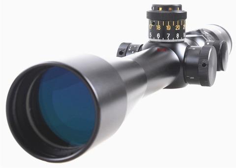 VECTOR OPTICS SIEGFRIED 6-25X50 FFP