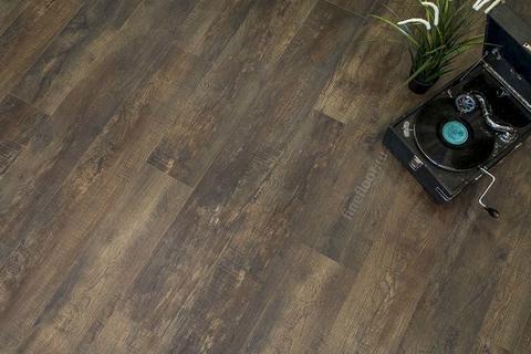 Fine Floor замковой тип коллекция Wood  FF 1585 Дуб Окленд  уп. 1,76 м2