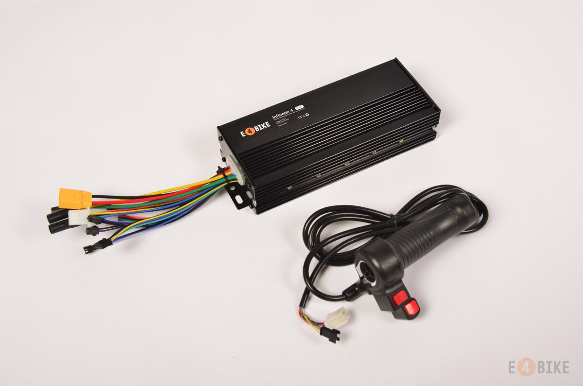 Синусный контроллер Infineon 4 (18-FET)