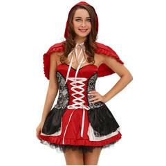 Красная Шапочка костюм взрослый — Adult Costume