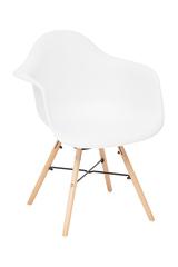 Кресло Secret De Maison Синди (CINDY) (EAMES) (mod. 919) — белый/white with natural legs