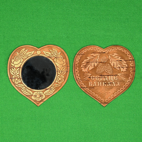 Зеркало сердце Байкала