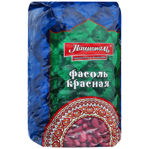 Фасоль красная (Националь) 0,45 гр
